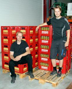 Florian und Johann Friesacher Getränke Friesacher St. Andrä im Lavanttal