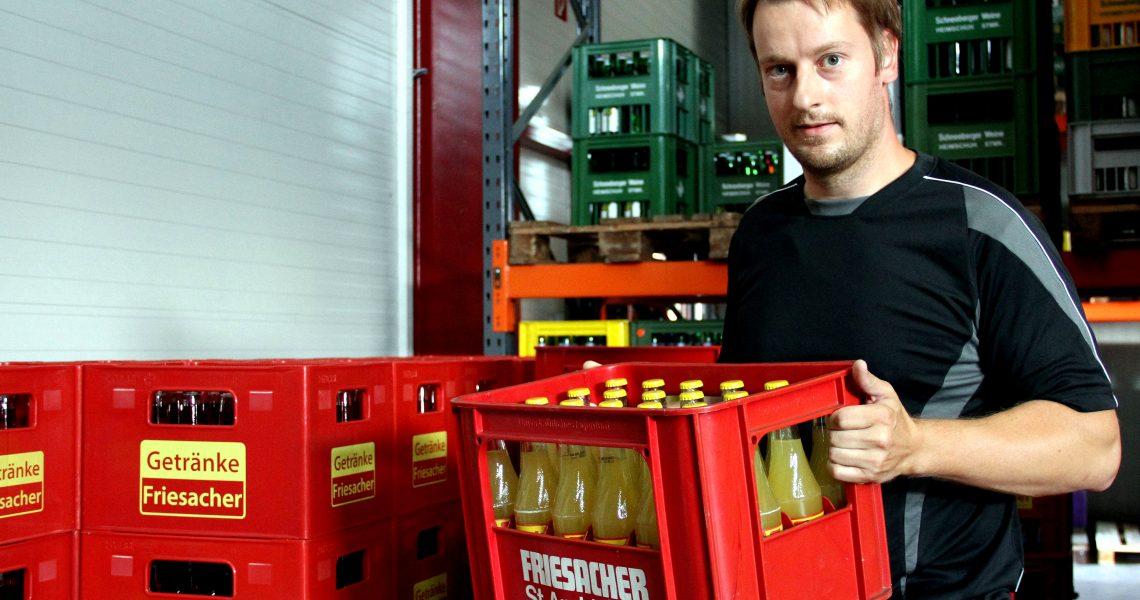 Getränke Friesacher - Johann Friesacher