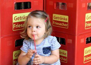 Himbeerlimonade von Getränke Friesacher schmeckt - Himbeerkracherl @Emhofer
