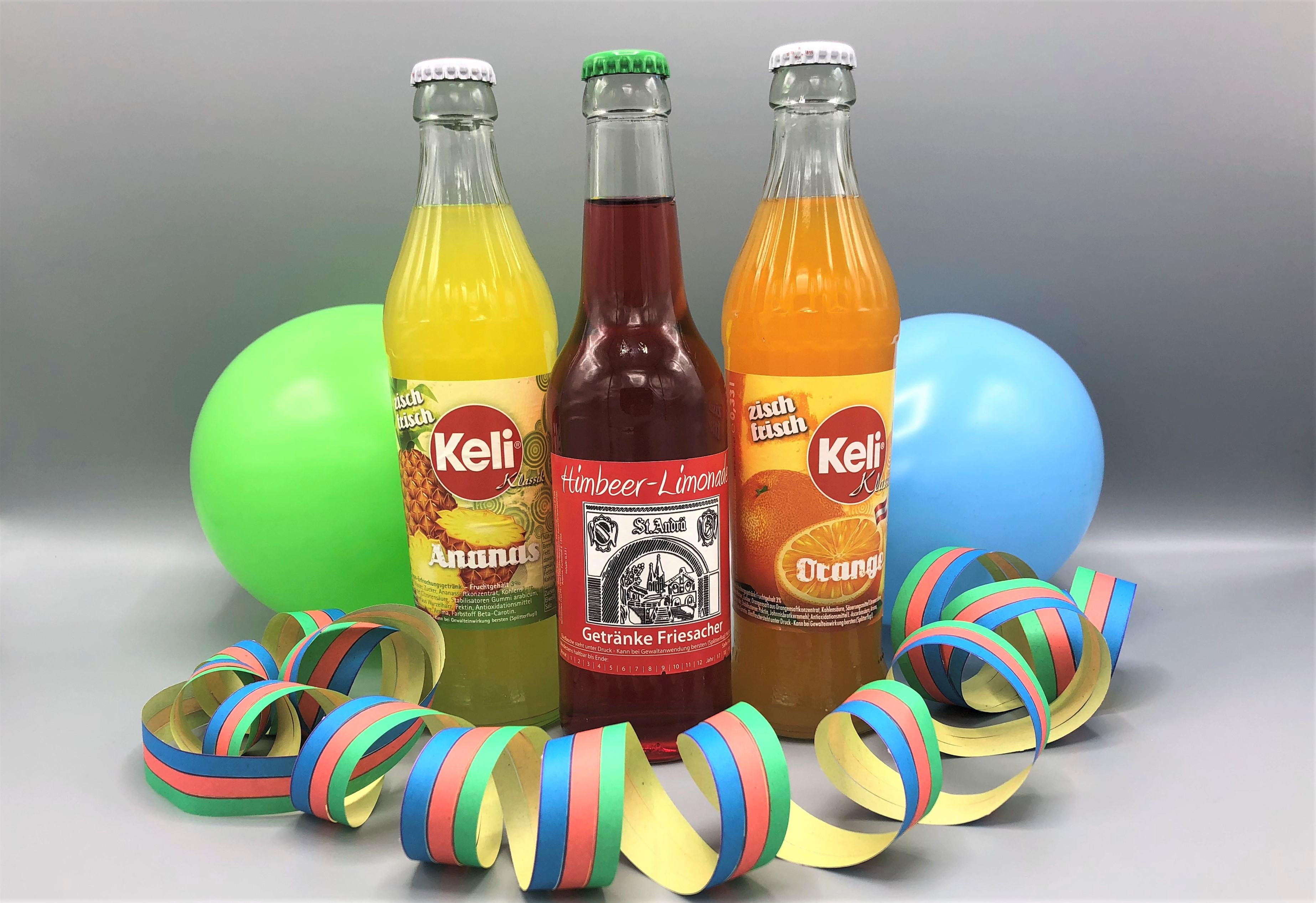 Getränke Faschingsaktion - bunte Drinks zu Aktionspreisen - Getränke ...
