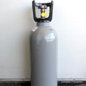 CO2 Flasche 10 kg Getränke Friesacher