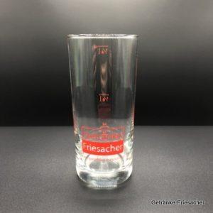 Limoglas 0,25 l Getränke Friesacher Mietglas