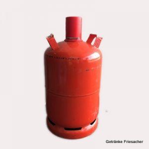 Propan Gas Flasche 11 kg Getränke Friesacher Produkt Bild