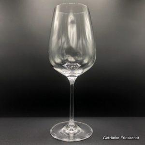 Rotweinglas Getränke Friesacher Mietglas