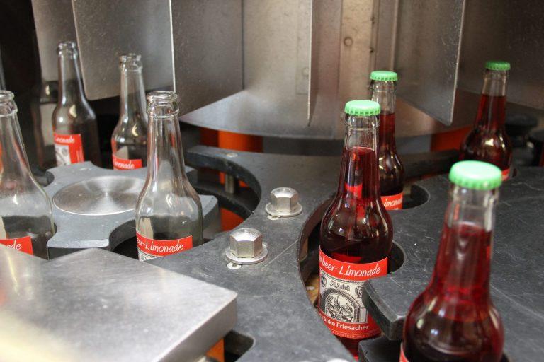 Getränke in Glasflaschen – Mehrweg für die Umwelt