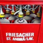 Soda Siphon Flaschen Getränke Friesacher Rückgabe